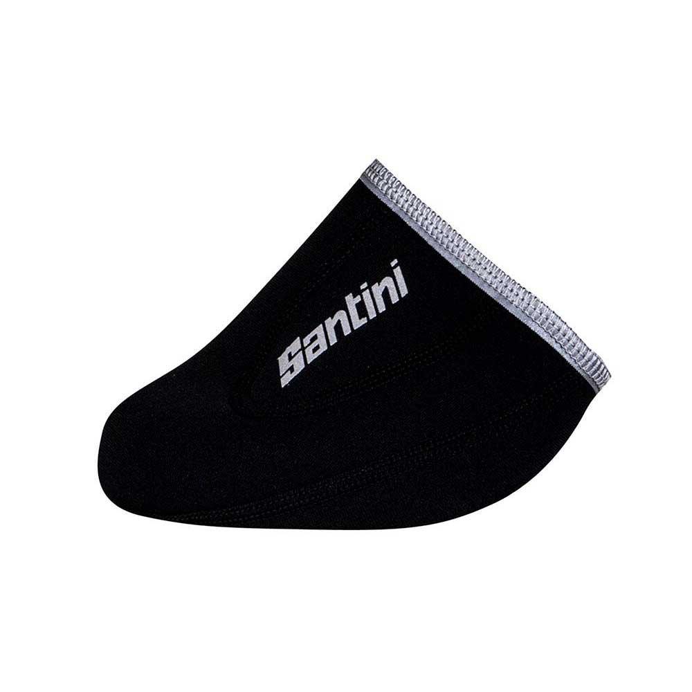 Santini Blast Toe Covers XS-S Black