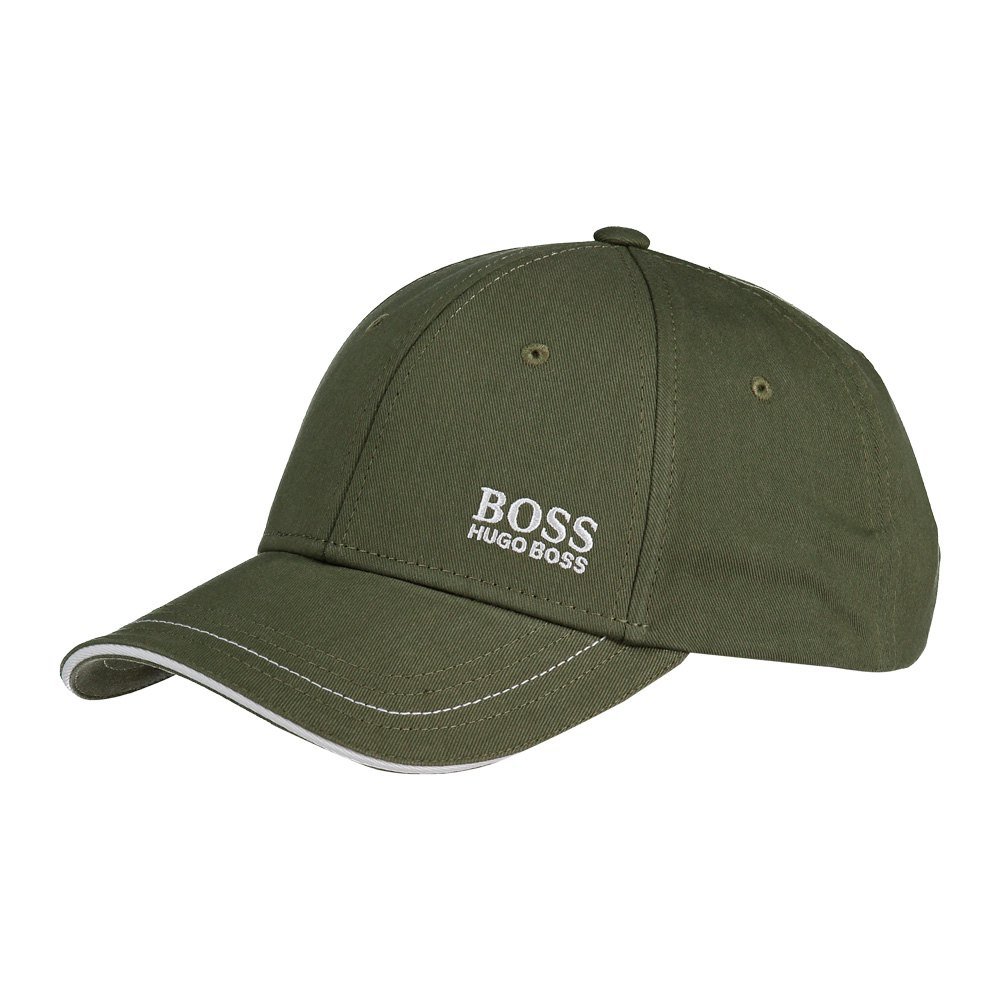 Boss Green Cap 1 One Size Dark Green