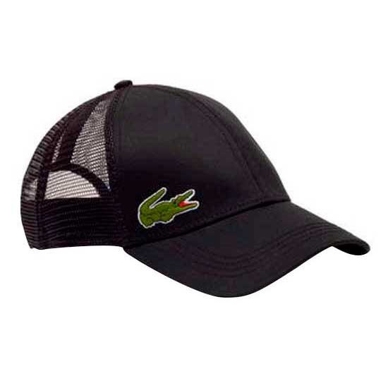 Lacoste Cap One Size Black