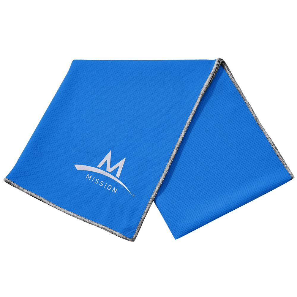 Mission Enduracool X Large Techknit 92 x 38 cm Blue