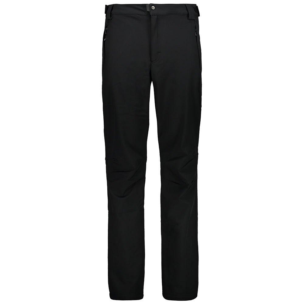 cmp-softshell-pants-s-black