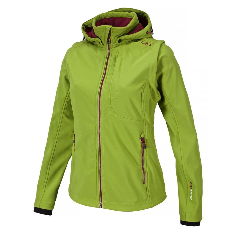 cmp-jacket-snaps-hood-with-detechable-sleeves-xs-olive-ketchup