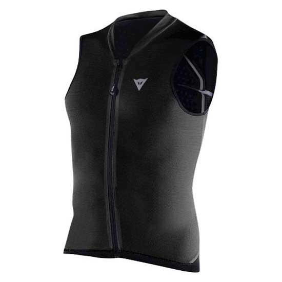 dainese-gilet-manis-13-xl-black-red-fluo