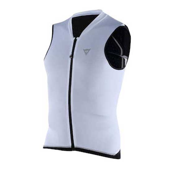 dainese-gilet-manis-13-s-white-red-fluo