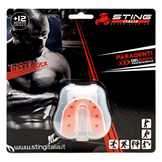 Sting Mouth Guard One Size Orange