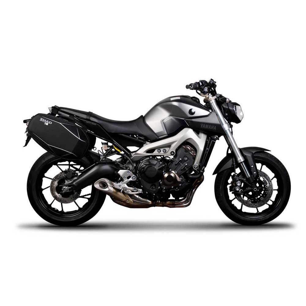 Shad Saddle Bag E48 negro , Maletas Equipaje Shad , moto , Equipaje Maletas 97eeff