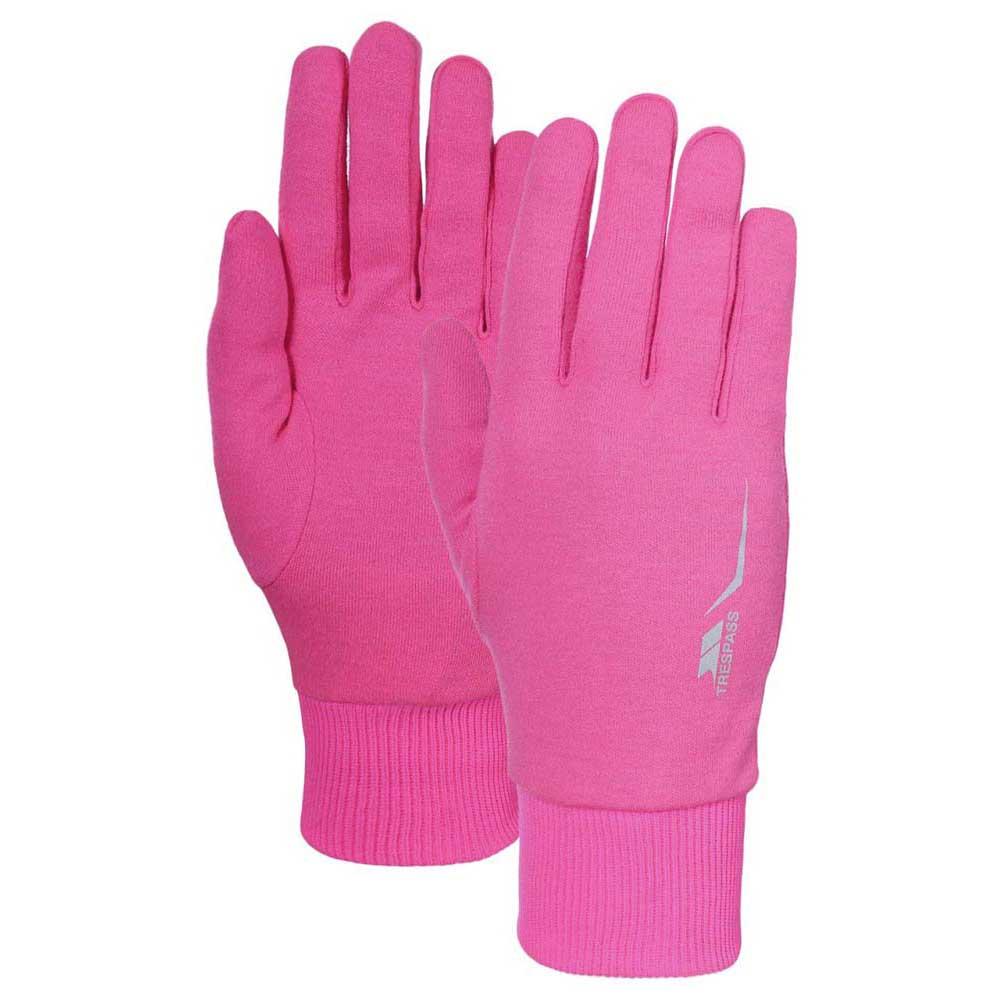 Trespass Gloves Glo Further Training Gloves Trespass Hi Visibility Pink , Gants Trespass 21e34b