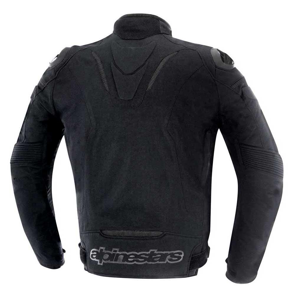 Giacche Jacket Nero Enforce Drystar Motociclismo Alpinestars Bq4FOW