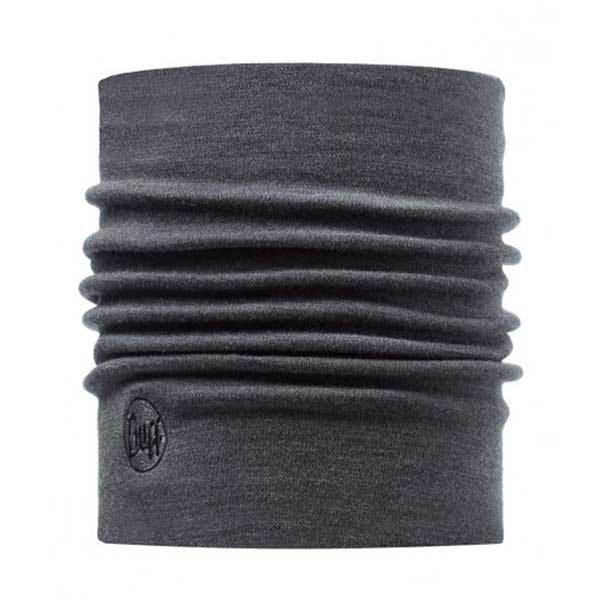 Buff ® Heavy Merino Wool Neckwarmer One Size Grey