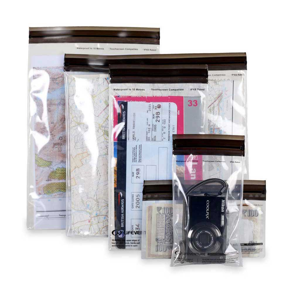lifeventure-dristore-loctop-bags-for-valuables-one-size-transparent