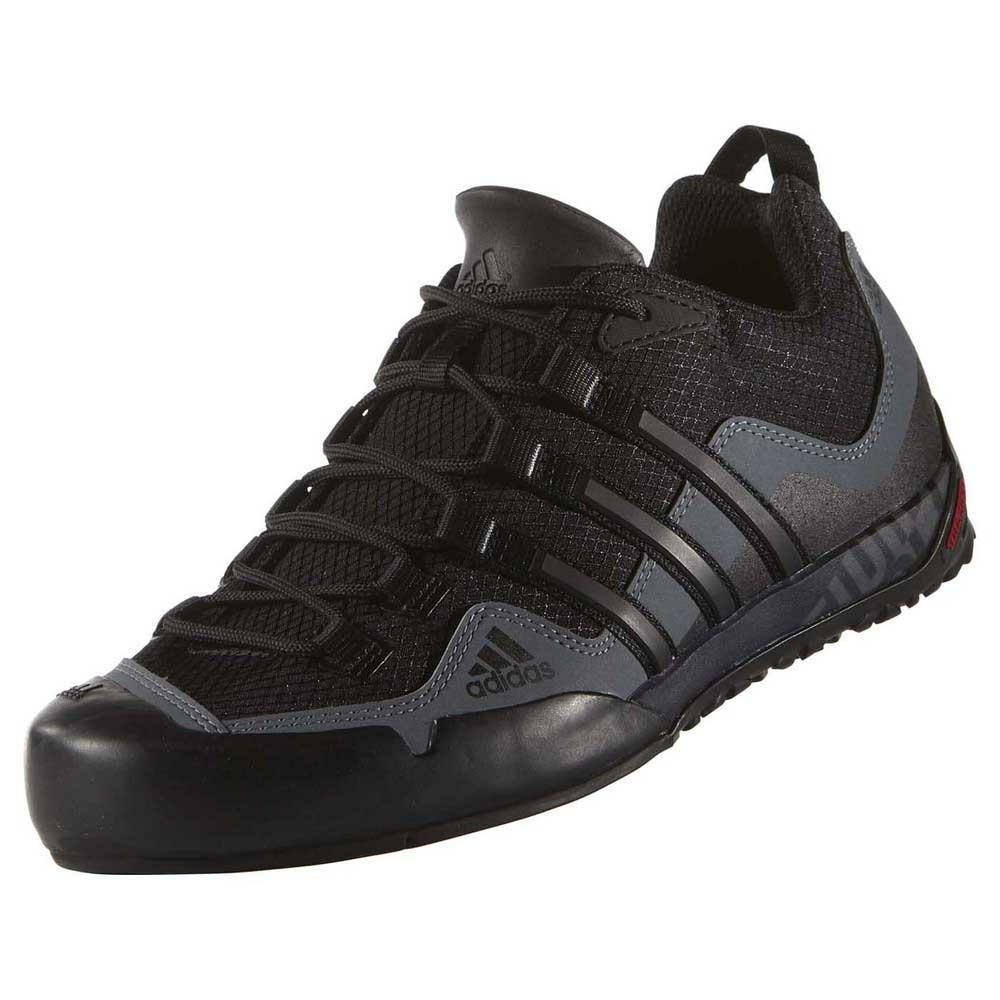 Adidas Terrex Swift Negro Solo Core Negro Swift / Core Negro / Lead , Zapatillas adidas 365b61