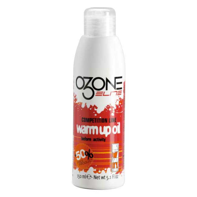 Elite Competition Line Warm Up Oil 150ml 150 ml