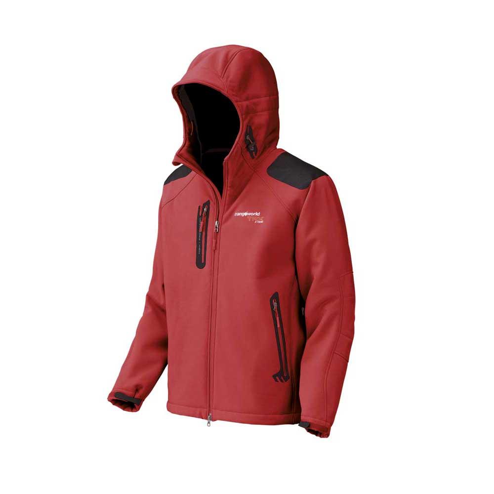 Trangoworld Termo Vêtements Rouge Vestes Ua Running Homme Trx w7Rqr5w