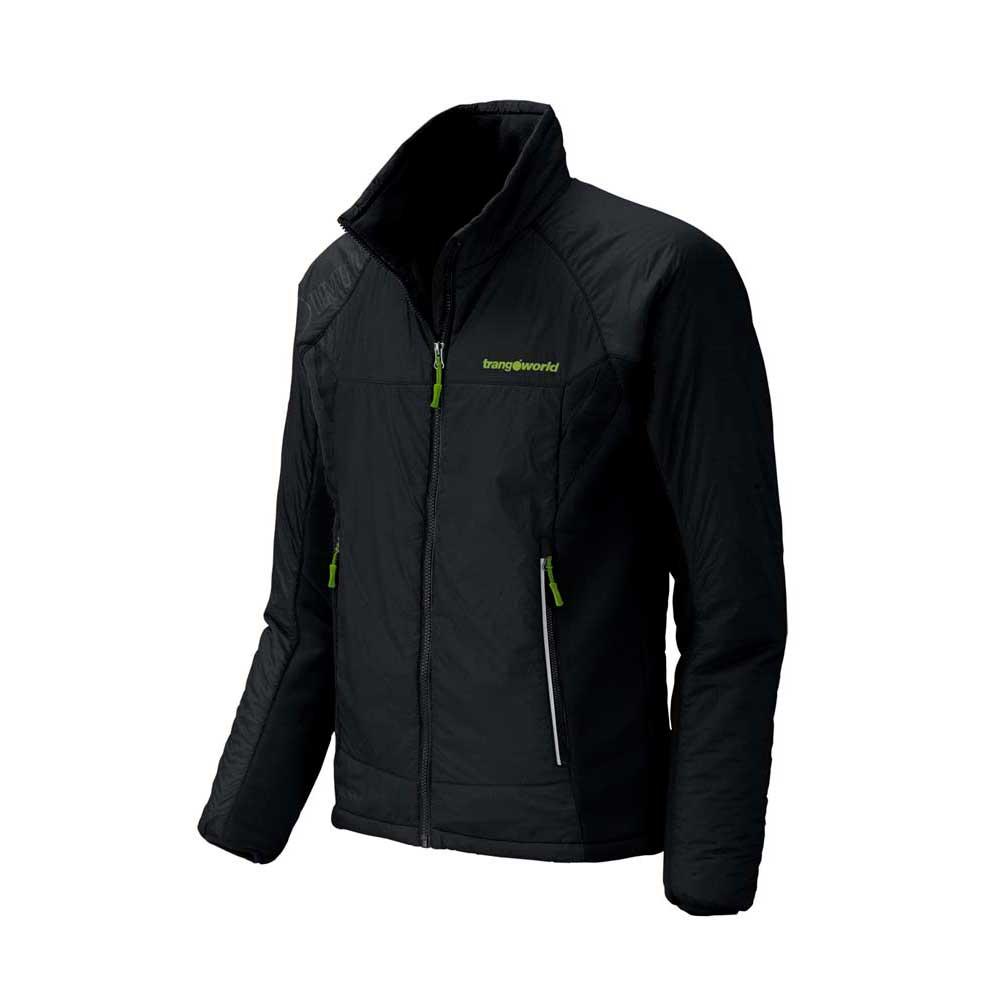 Trangoworld Ynez Man Jacket S Black / Black
