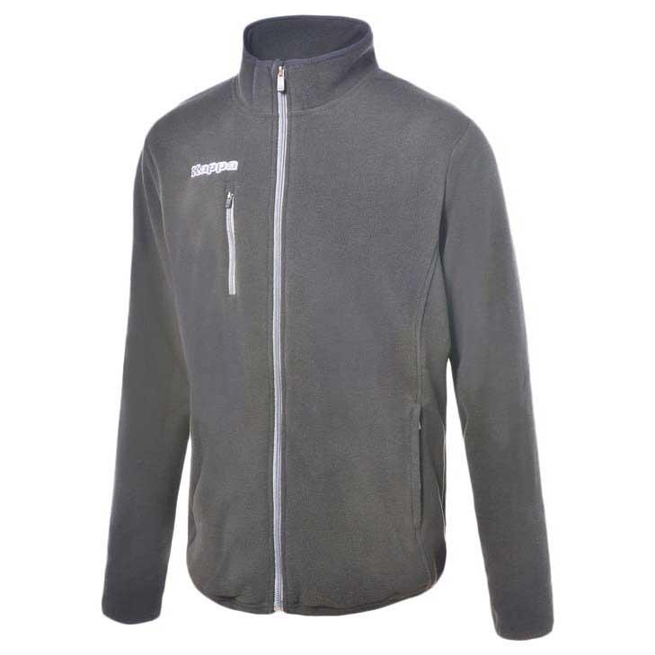 Kappa Carcarella Jacket Polar S Grey