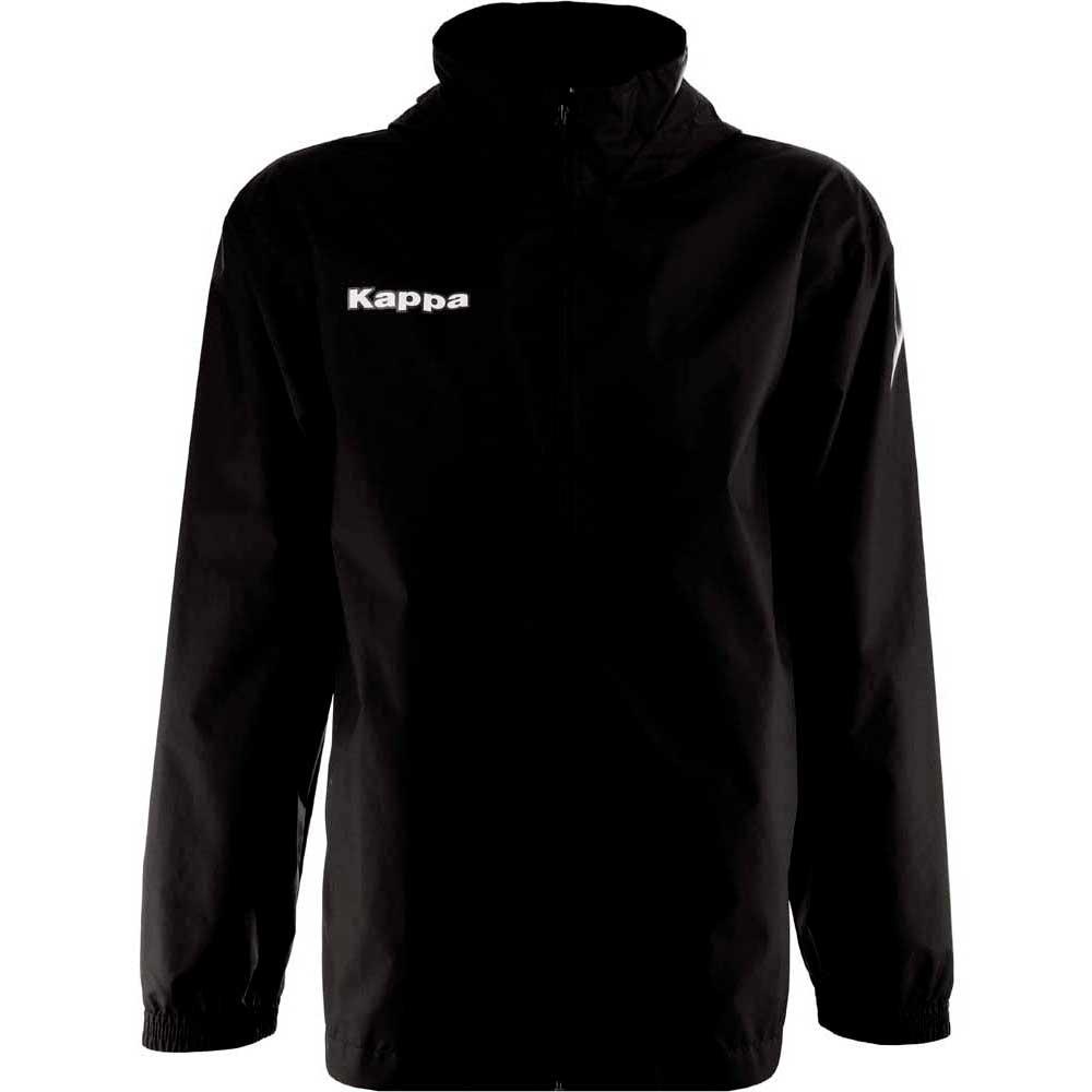 Kappa Doria Windbreaker 6 Years Black