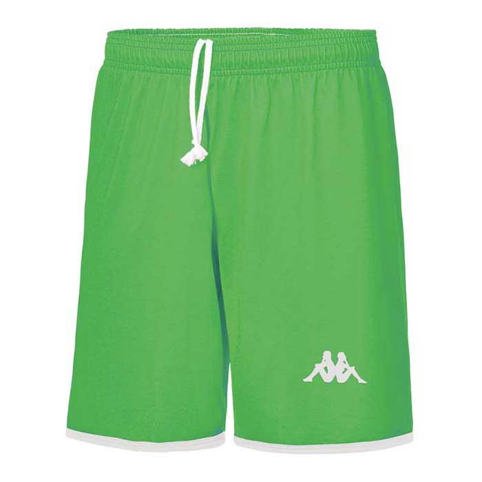 Kappa Norcia Basket XS Green