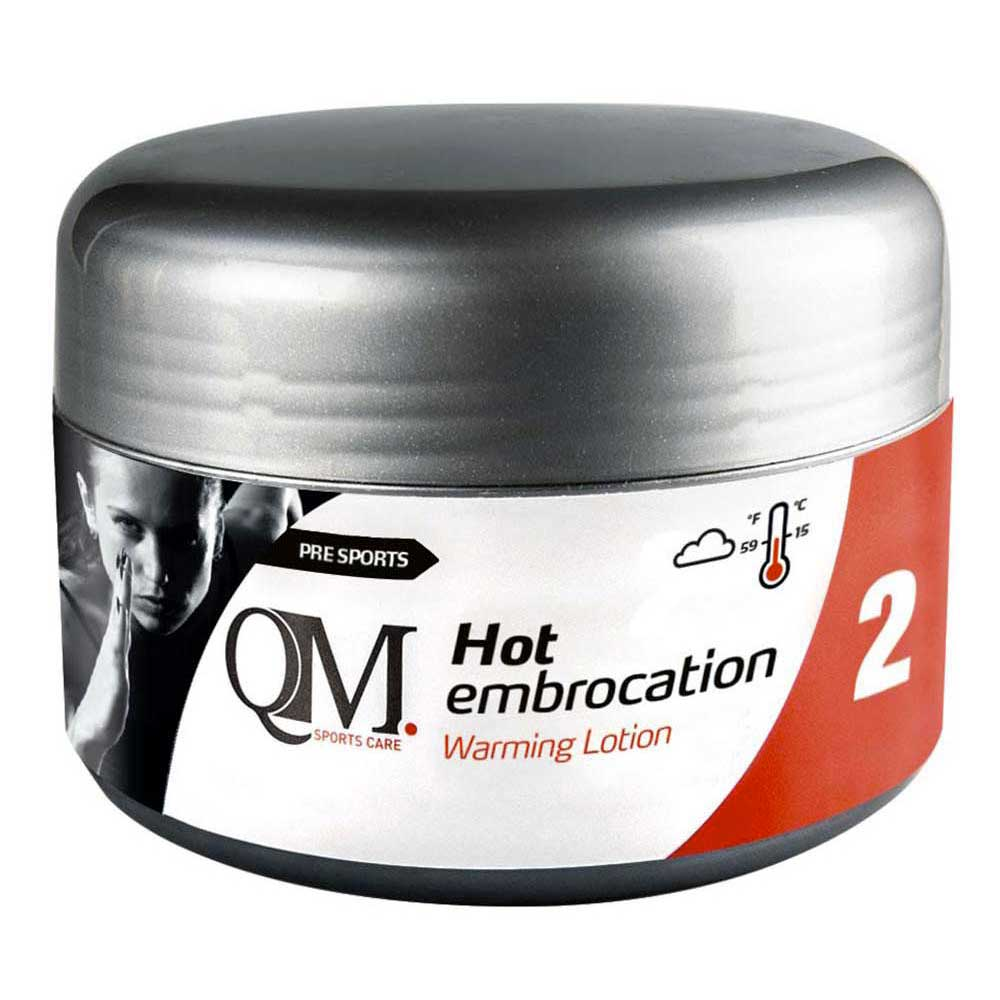 Qm Hot Embrocation 200ml 200 Ml