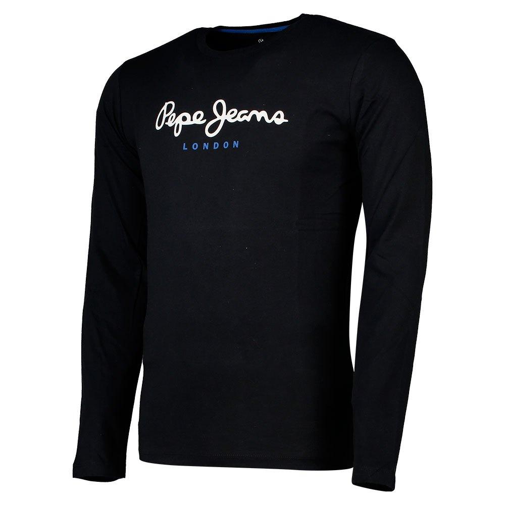 Pepe Jeans Eggo Long XXL Black