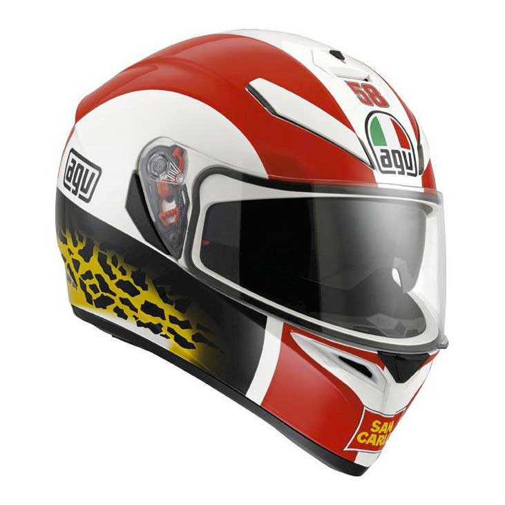 Agv K3 Replica Sv Simoncelli Replica K3 Pinlock Simoncelli , Casques AGV , moto 882725