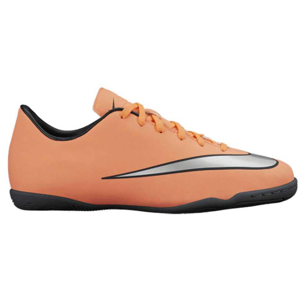 Nike Mercurial Victory V Ic EU 27 1/2 Bright Mango / Metalic Silver / Hyper Turquoise