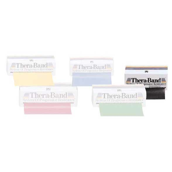 Theraband Band Strong Special 5.5 M X 15 Cm 5.5 m x 15 cm Black