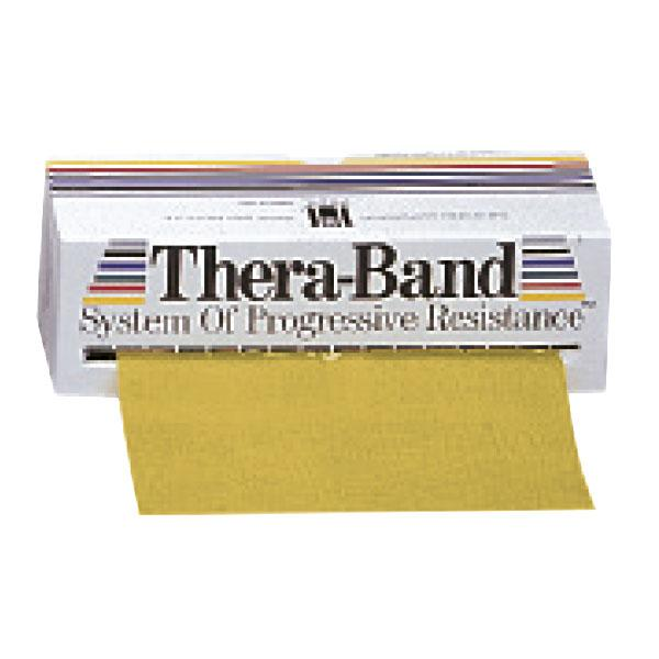 Theraband Band 5.5 M X 15 Cm 5.5 m x 15 cm Gold