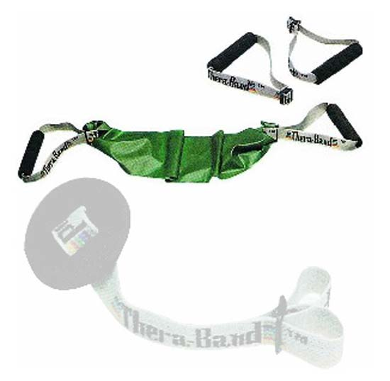 Theraband Exercise Handles 1 Pair One Size