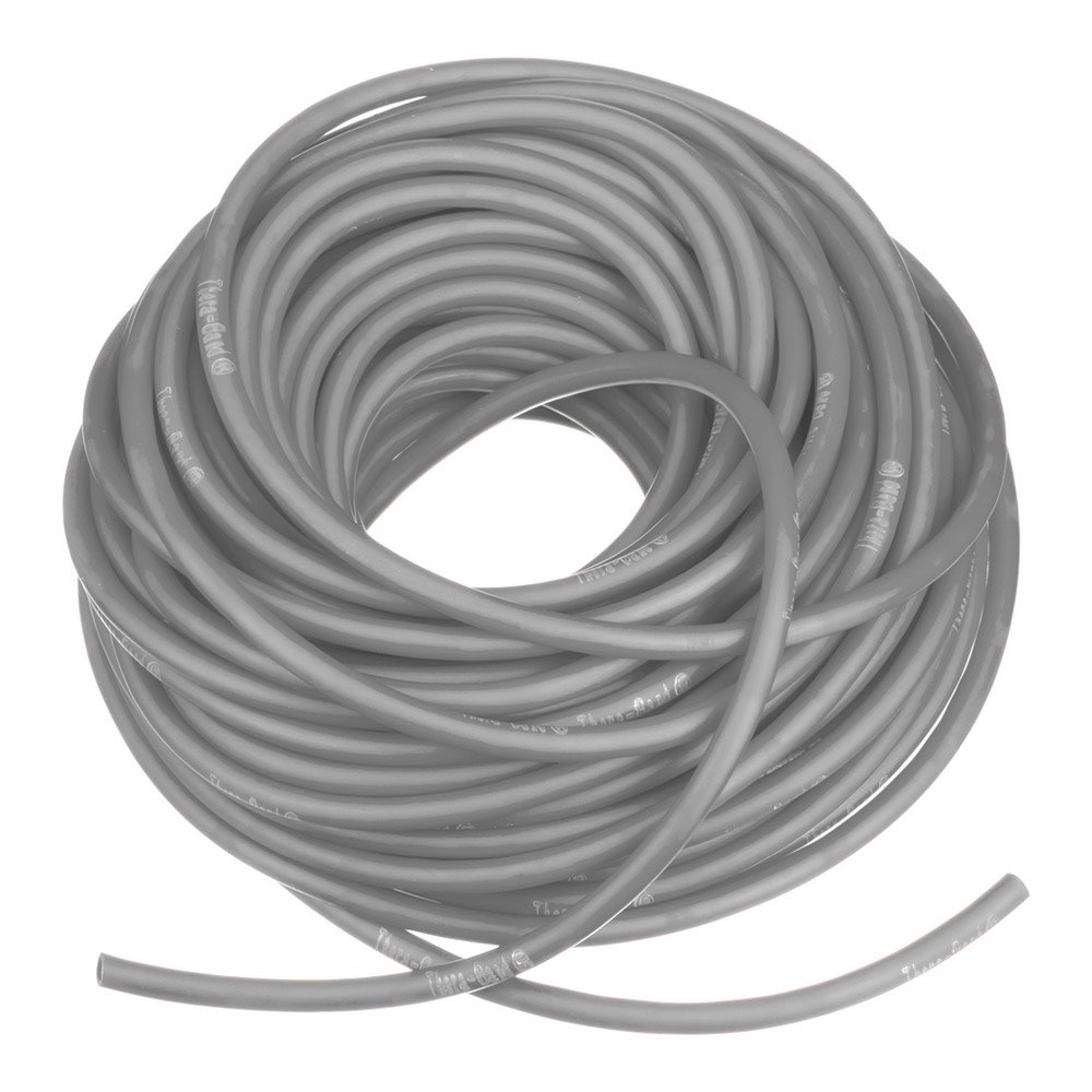 Theraband Tubing 7.5 M 7.5 m Silver
