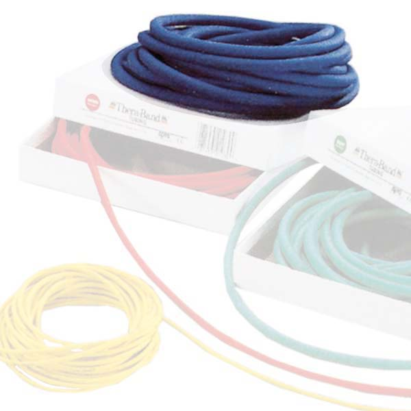 Theraband Tubing Extra Strong 30.5 M 30.5 m Blue