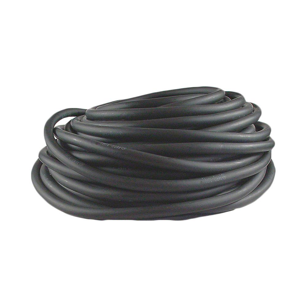 Theraband Tubing Strong Special 30.5 M 30.5 m Black