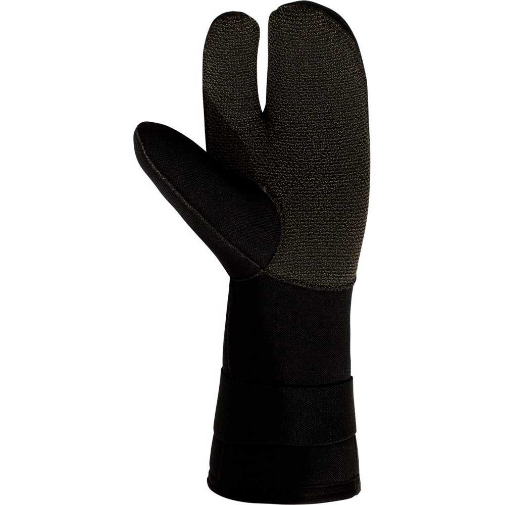 bare-gloves-k-palm-3-fingers-7-mm-xxl-black
