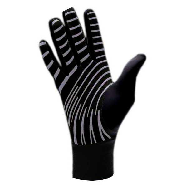 ale-elastic-glove-xs-black-white