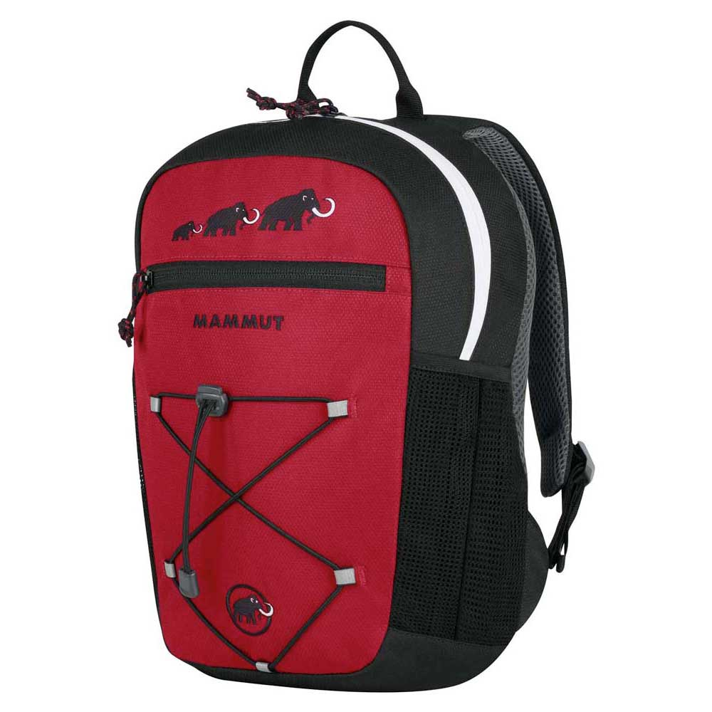 Mammut First Zip 16l Backpack One Size Black / Inferno