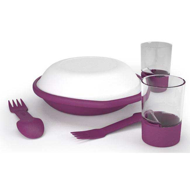 Silva Dine Duo Kit One Size Purple