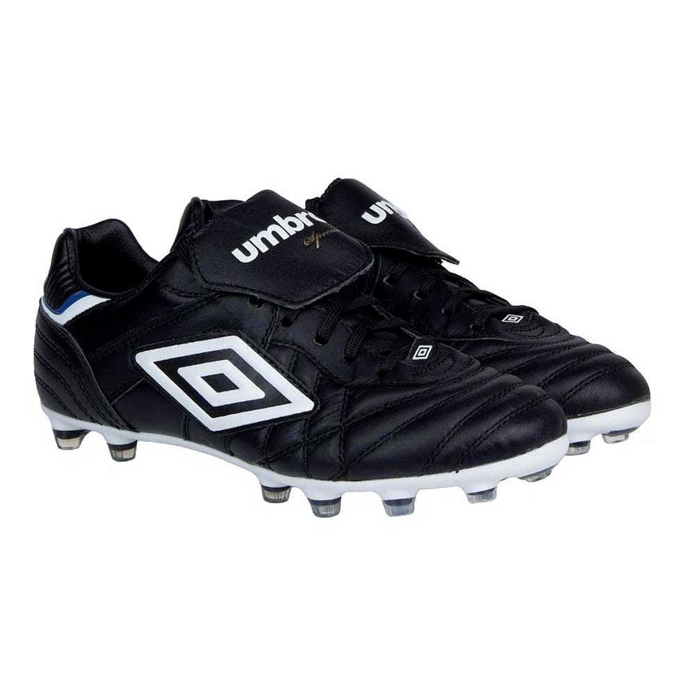 Umbro Chaussures Football Speciali Eternal Pro Hg EU 40 Black / White / Clematis Blue