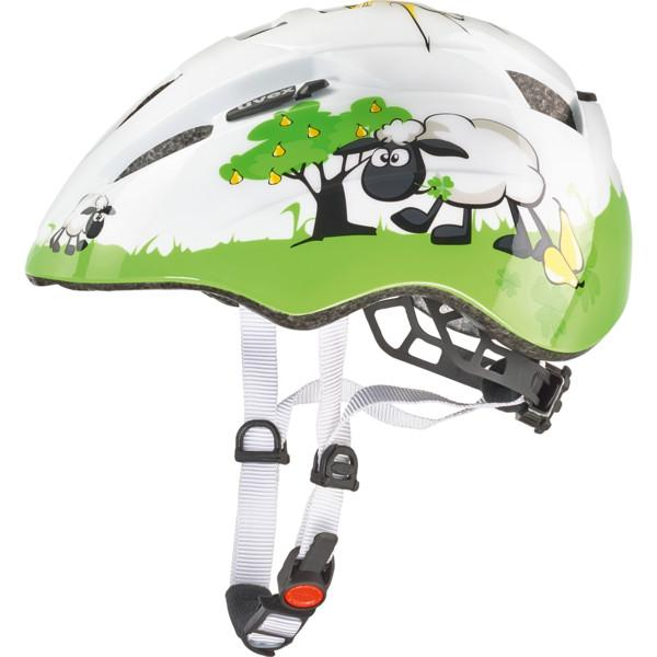 Uvex Kid 2 Dolly White White White , Casques Uvex , cyclisme , Protections 00c88e