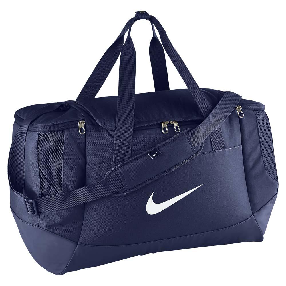 Nike Club Team Swoosh Medium Duffel One Size Midnight Navy / Midnight Navy / White