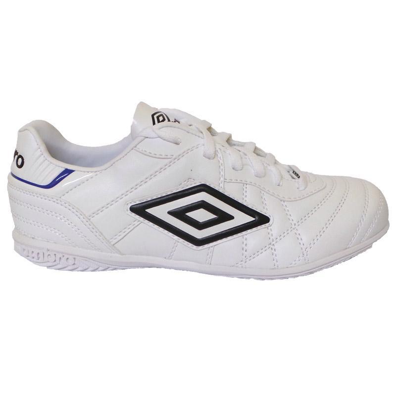 Umbro Chaussures Football Salle Speciali Eternal Club Ic EU 44 White / Black / Clematis Blue