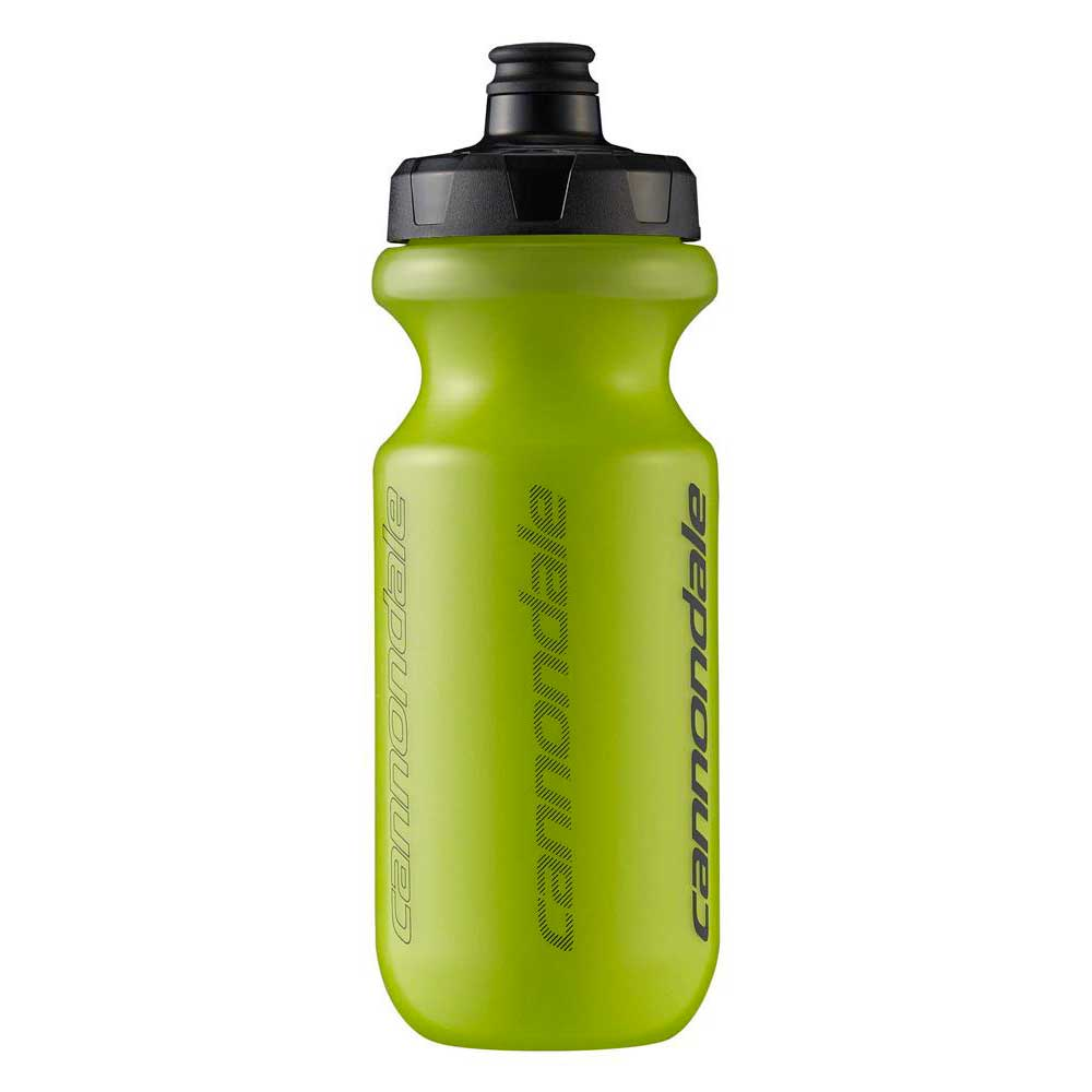 Cannondale Bottle Logo Fade 570ml One Size Trans Green
