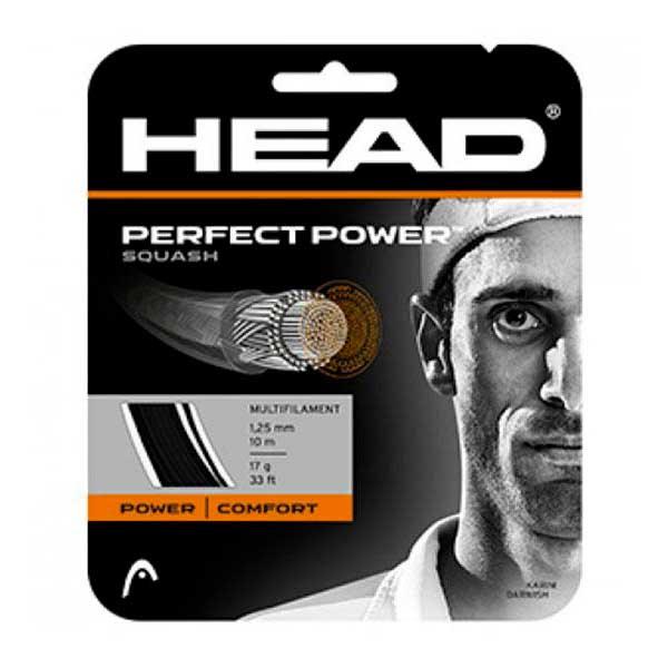 Head Racket Perfect Power 10 M 1.30 mm Black