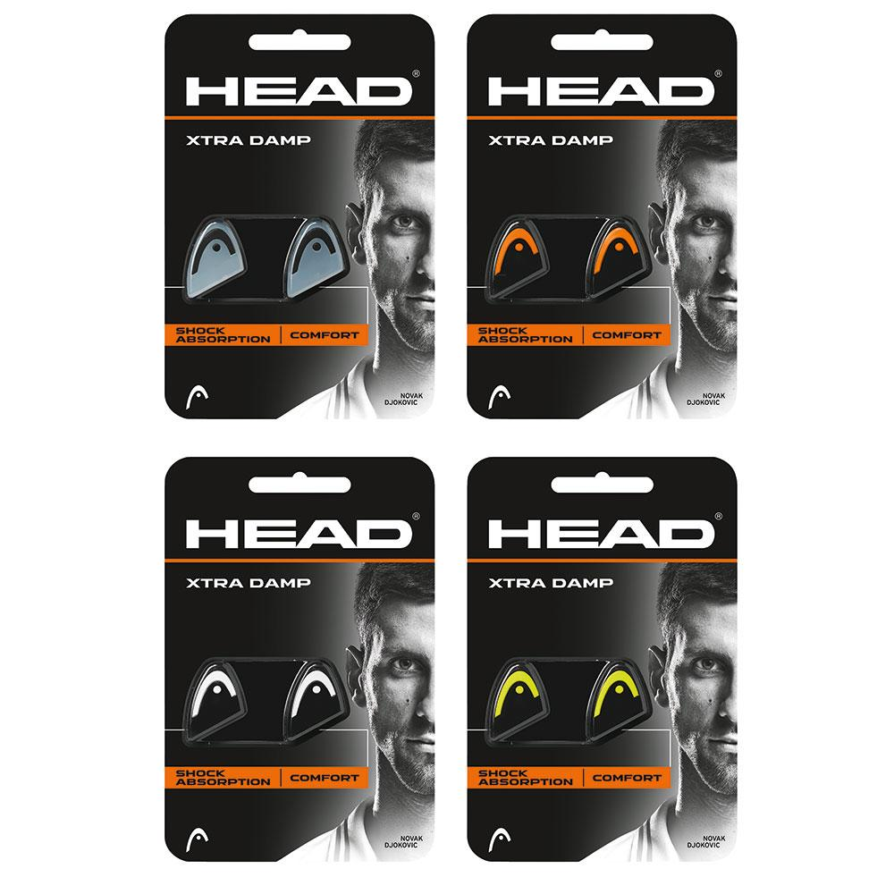 Head Racket Xtra 2 Units One Size Mixed