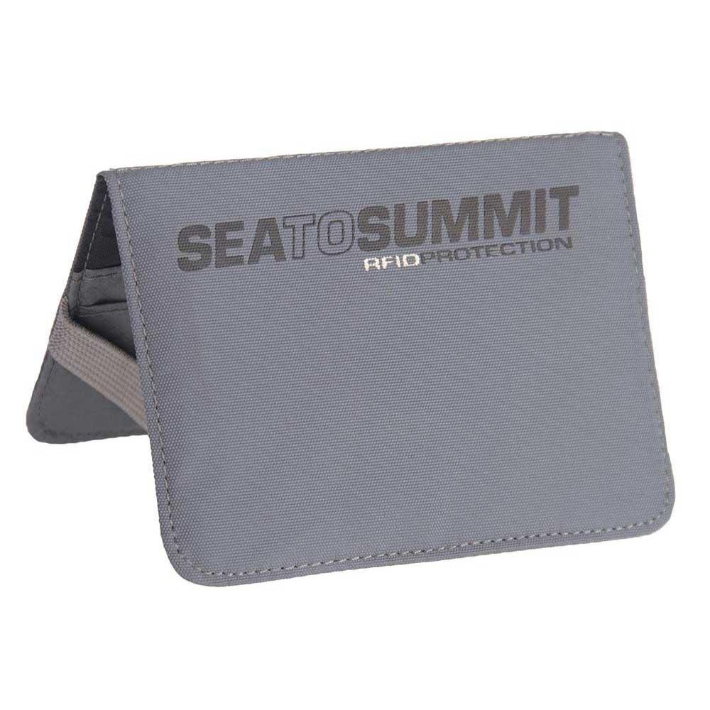 Sea To Summit Card Holder Rfid One Size Grey