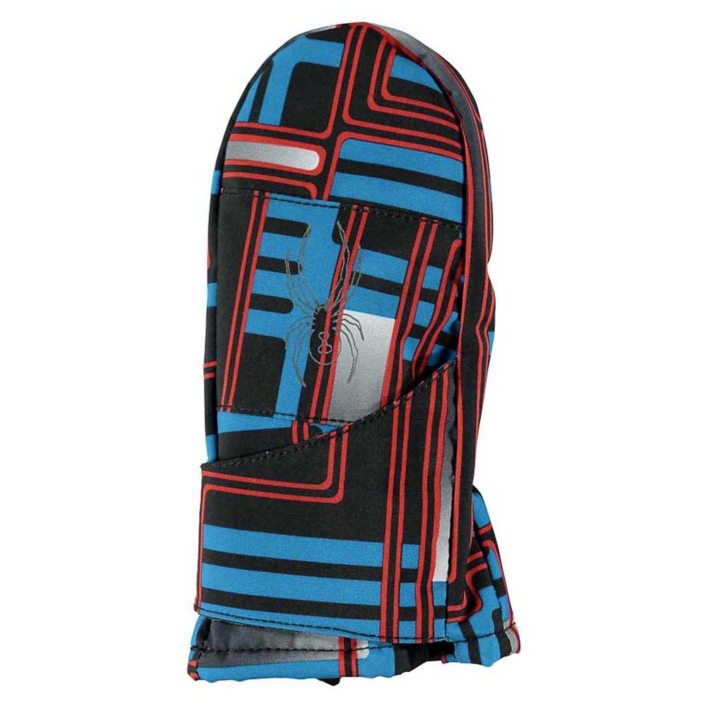 spyder-mini-cubby-ski-mitten-boys-xl-volcano-routed-print