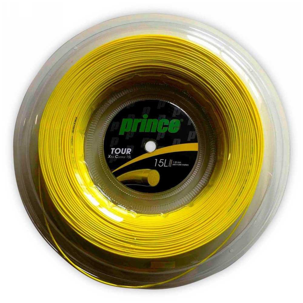 Prince Tour Xtra Control 200 M 1.35 mm Yellow