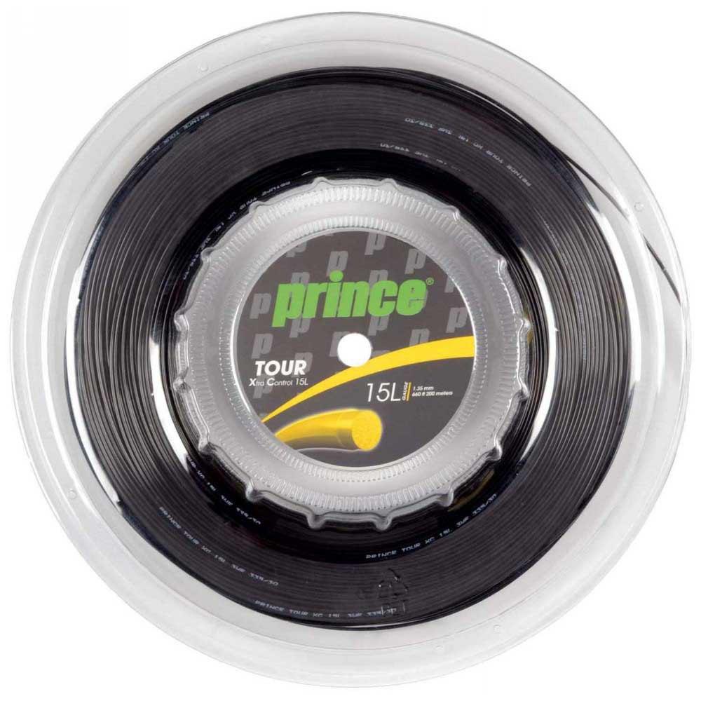 Prince Tour Xtra Control 200 M 1.35 mm Black