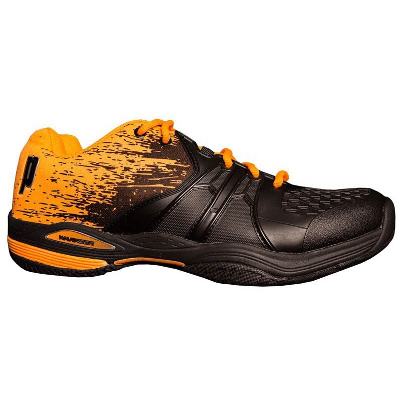 Prince Warrior Lite EU 39 Black / Orange
