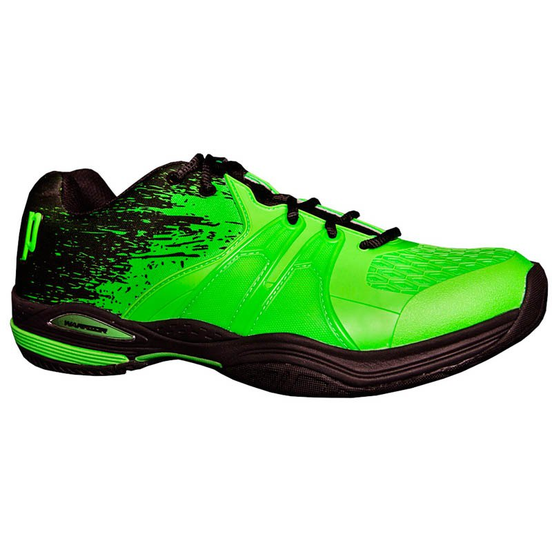 Prince Warrior Lite EU 41 Green / Black