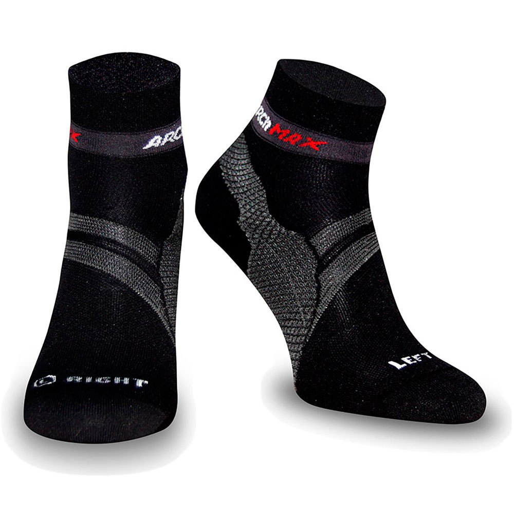Arch Max Archfit Ungravity Short EU 36-39 Black Fluor