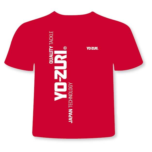 Yo-zuri T Shirt M Red